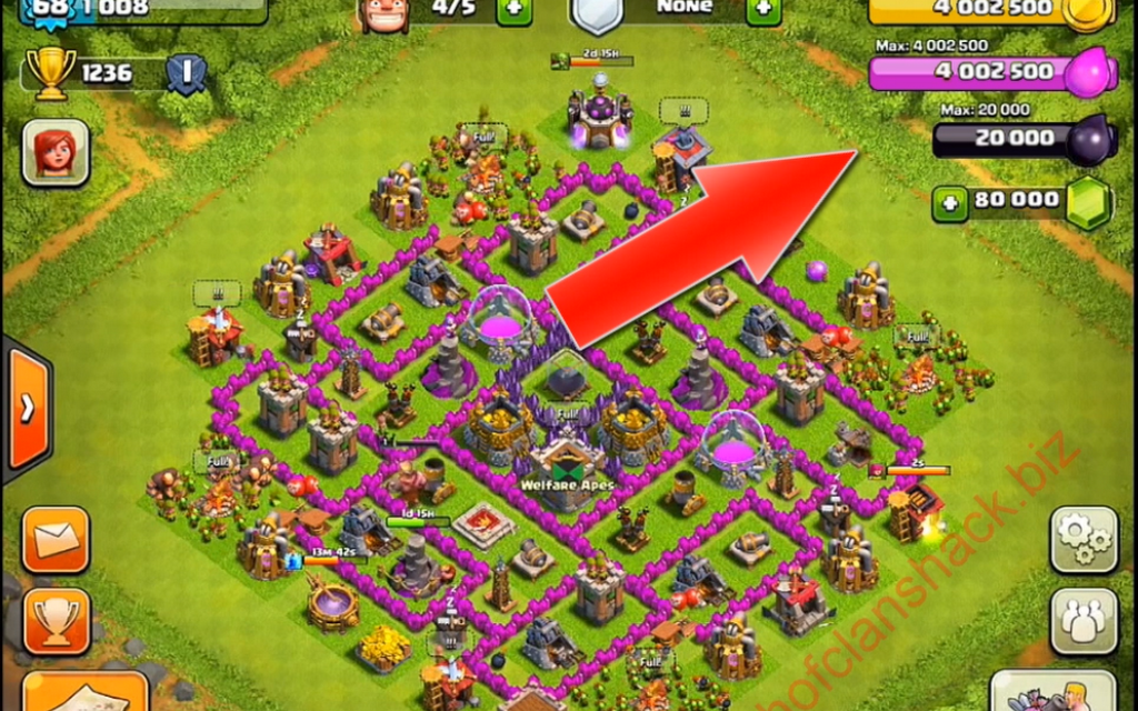 Clash of clans hack apps download | Download Clash of Clans