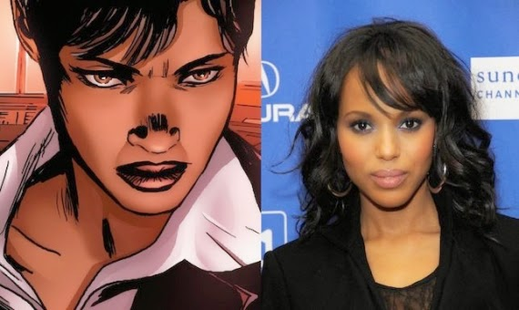 amanda waller dc comics kerry washington scandal suicide squad batman v superman dawn of justice