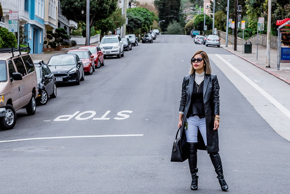Crystal Phuong- Travel Blog- Street style in San Francisco
