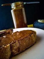 Σοκολατένια πραλίνα φουντουκιού (και νηστίσιμη εκδοχή) - by https://syntages-faghtwn.blogspot.gr