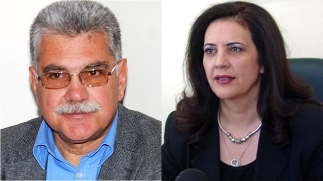 Στρατηγάκος και Νικολάκου: Πολιτικό βαρίδι για την Πελοπόννησο ο κ. Πατσαρίνος