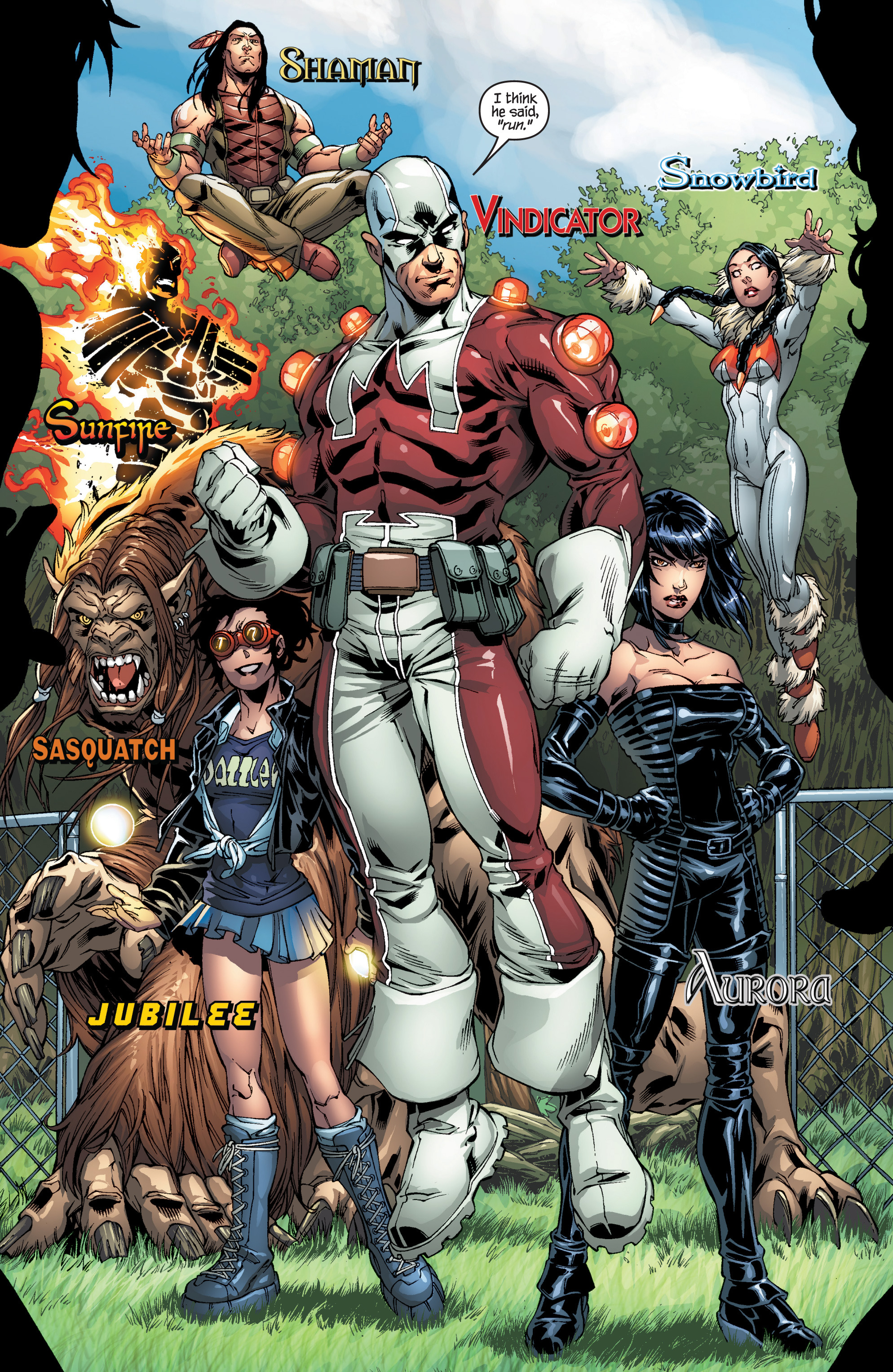 Read online Ultimate X-Men comic -  Issue #94 - 7
