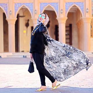 Model Baju Muslim Tahun 2016