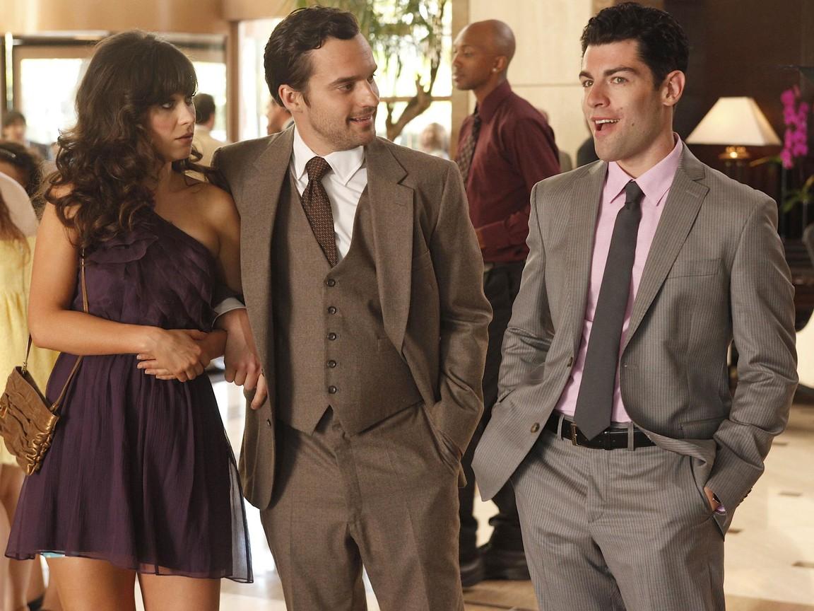New Girl - Season 1 Episode 3: Wedding