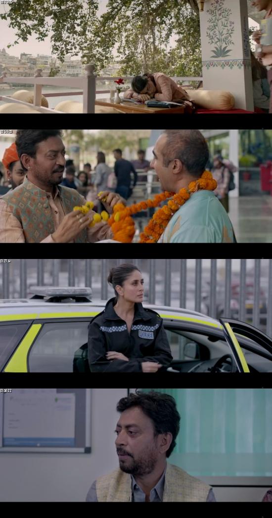 Angrezi Medium 2020 Hindi 720p 480p pDVDRip x264 Full Movie