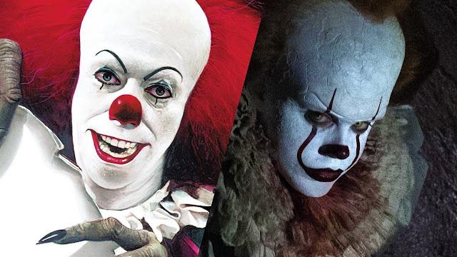 оно, 2017, 1990, стивен кинг, фильм, клоун Пеннивайз
