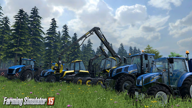 Farming Simulator 15 Xbox 360 Download Full Version Game