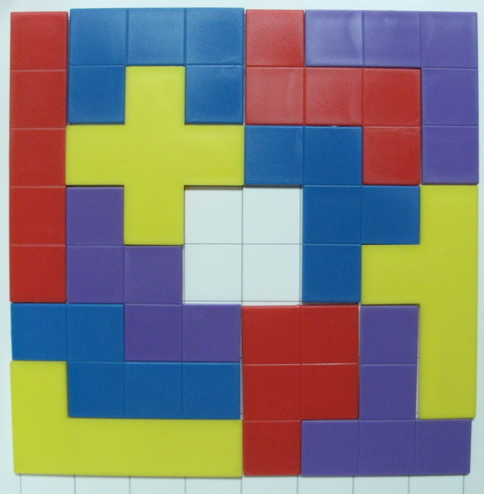 Math On The Mckenzie Practical Pentomino Problems