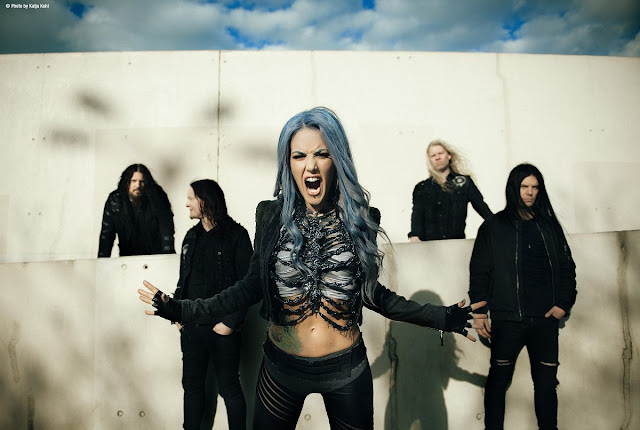 Arch Enemy video the eagle flies alone will to power 2017