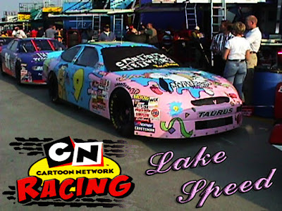 Lake Speed #9 Cartoon Network Racing Champions 1/64 NASCAR diecast blog age Birthday 1998