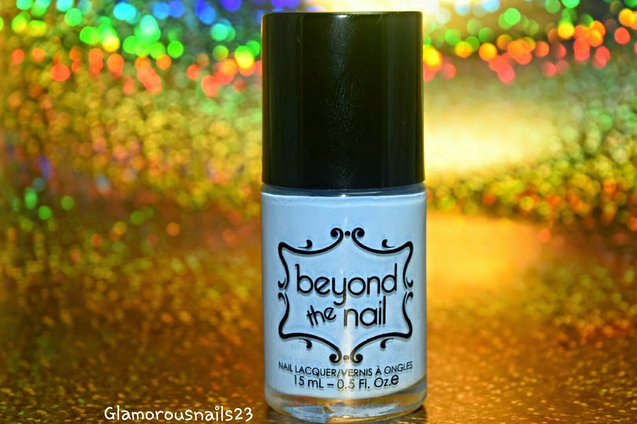 "Beyond The Nail ""Spring Blue"""