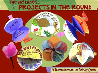 "FREE Bag Ladies ""Projects in the Round"" Mini-Unit"
