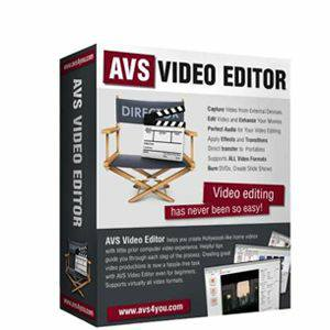 AVS Video Editor 7.1.4.264 Full Version