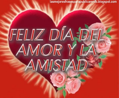 Feliz Dia Del Amor Y La Amistad Latest News Images And Photos