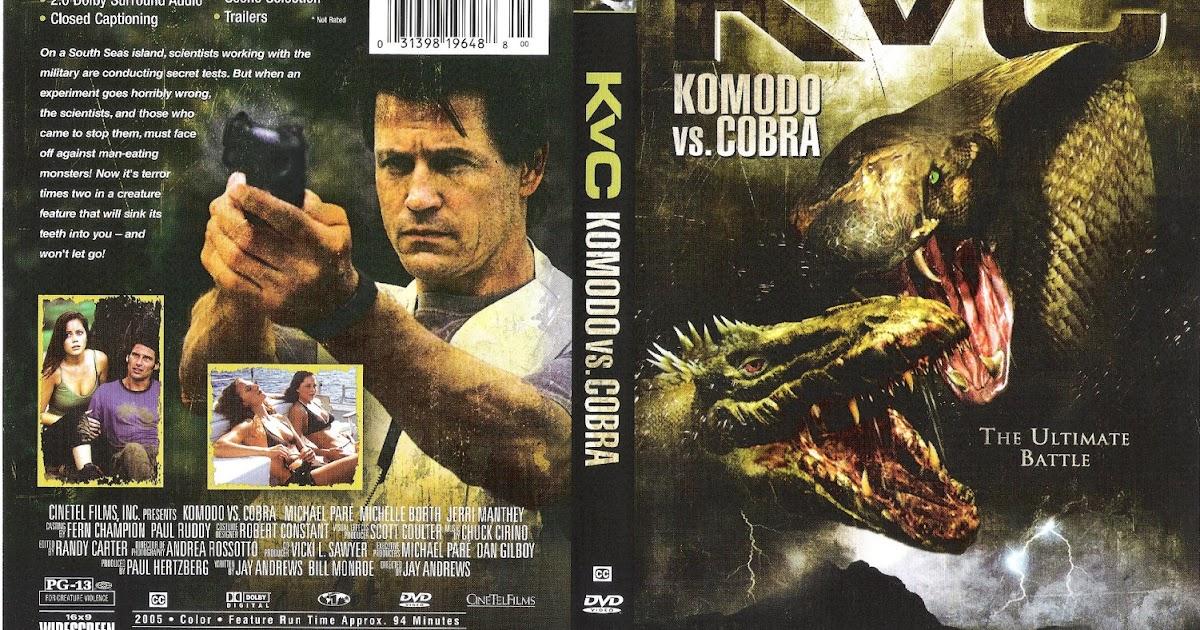 CULTFOREVER: KOMODO VS COBRA 2005  CULTFOREVER: KO...