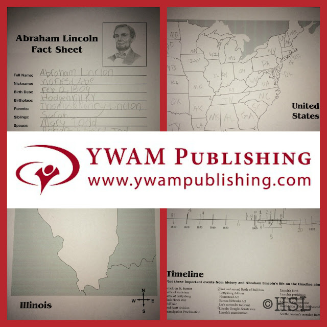 YWAM publishing, Hero biographies