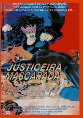 Justiceira Mascarada  (1995) VHSRip Dublado