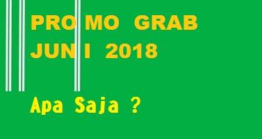 Promo Grab Juni 2018