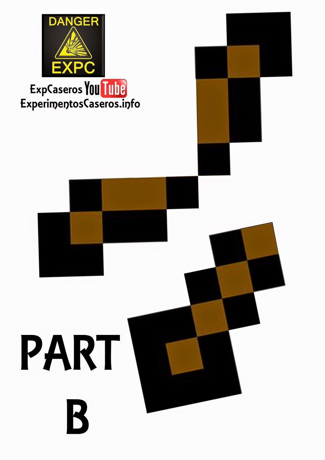 Como Hacer Una Espada De Minecraft Casera Experimentos Caseros