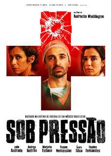 Sob Pressão - HDRip Nacional