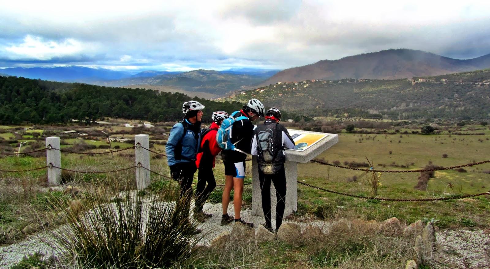 MTB - El Escorial - Robledo de Chavela