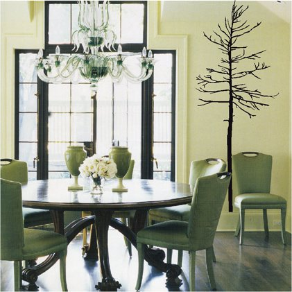 Home Wallpaper Murals   Wall Decor, Simply Dining Room Wallpaper Ideas