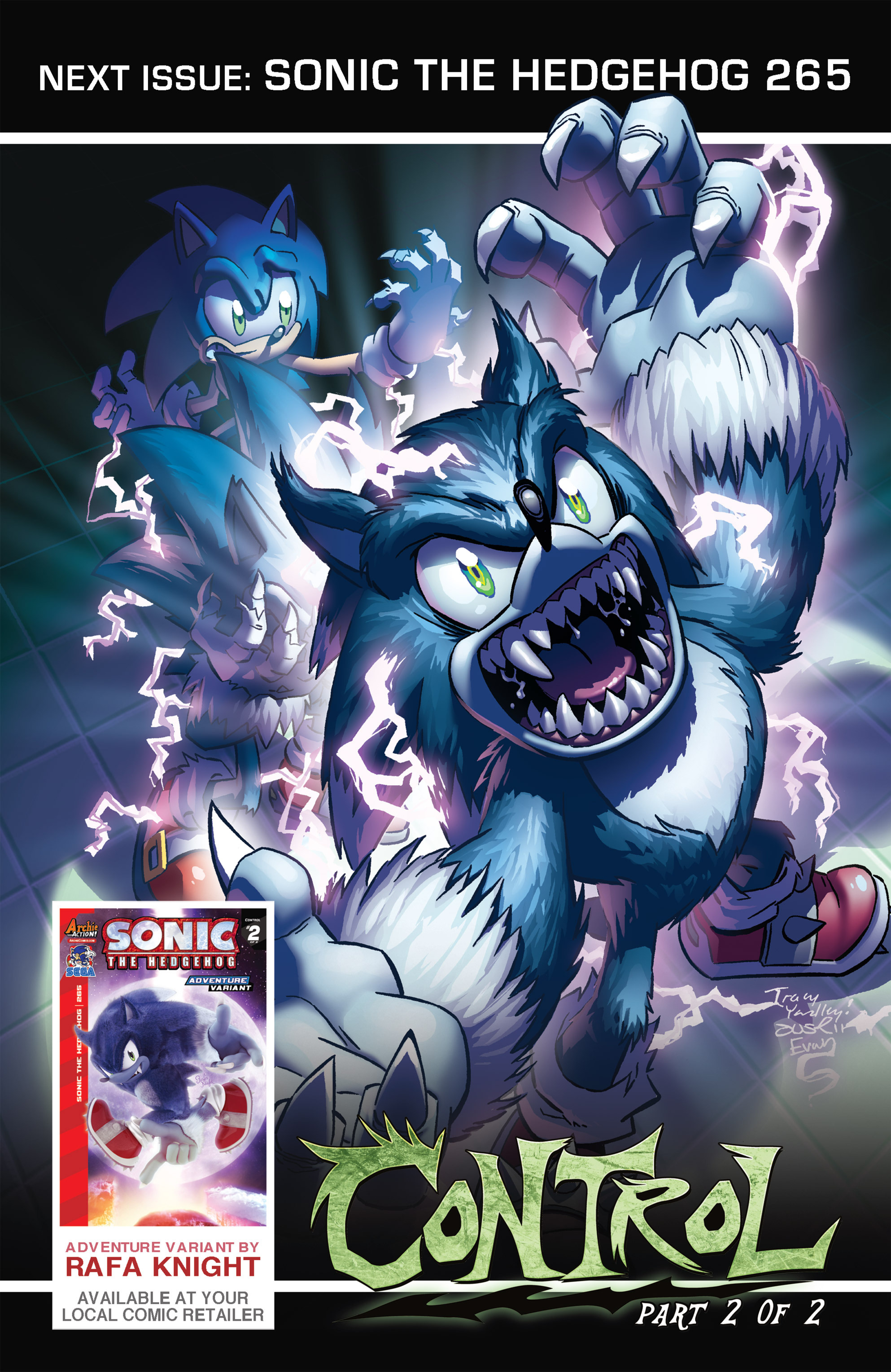 Read online Sonic The Hedgehog comic -  Issue #264 - 25