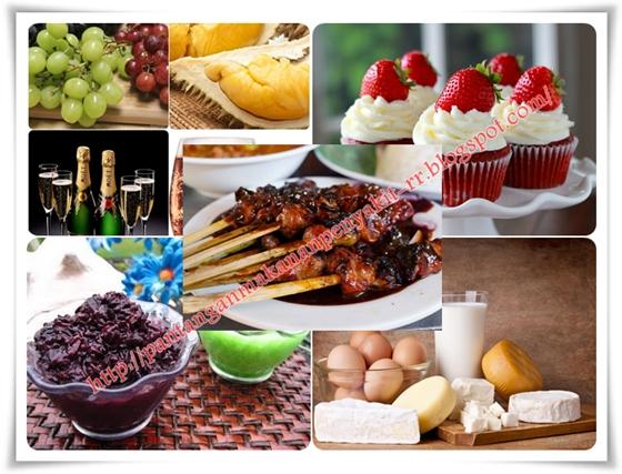Pantangan Makanan Untuk Penderita Penebalan Dinding Rahim