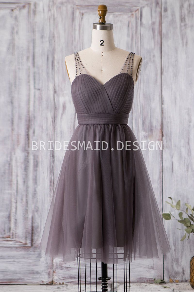 Stylish Bridesmaid Dresses Ideas