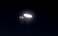 Close up of the UFO seen by the Police.