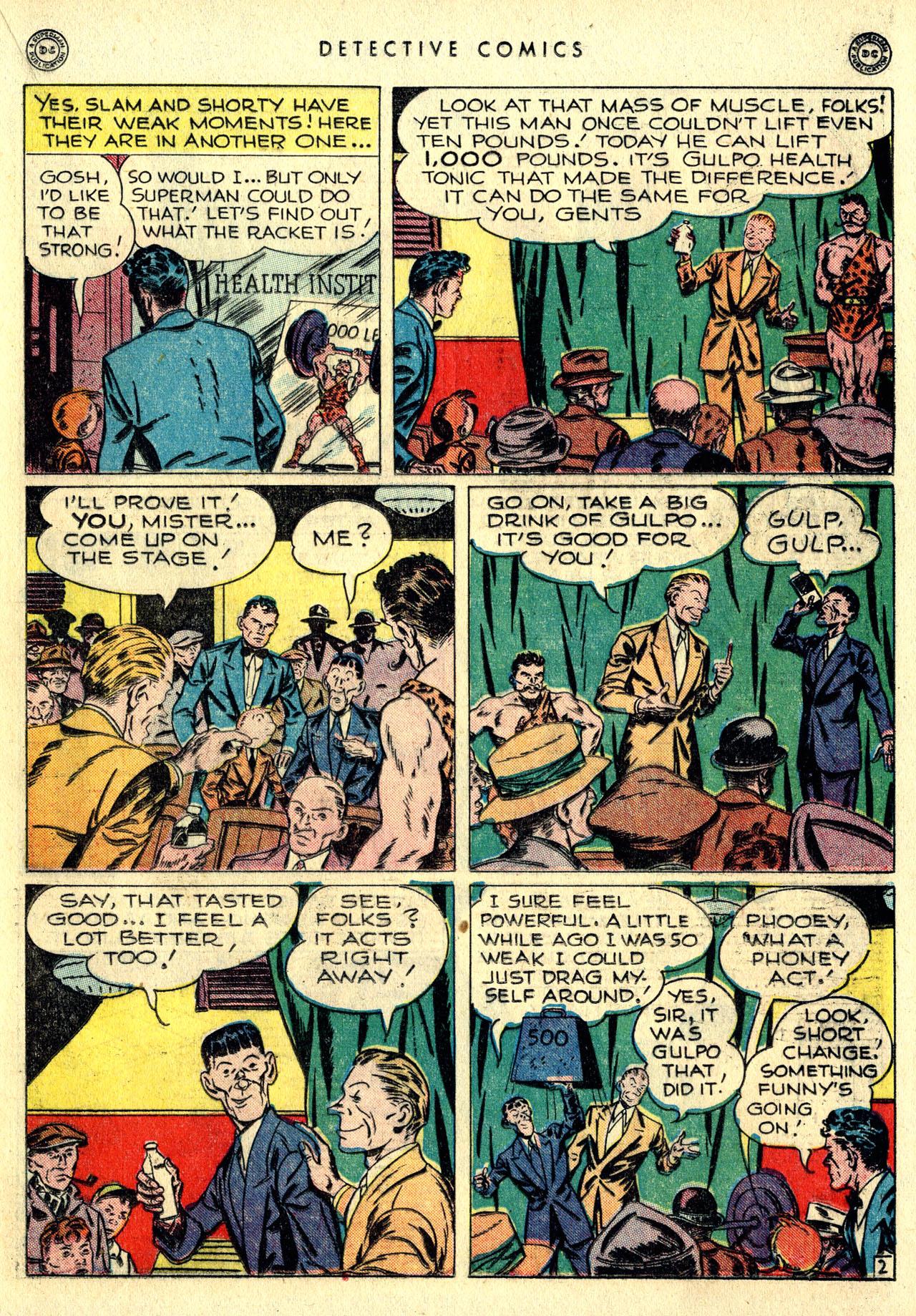 Read online Detective Comics (1937) comic -  Issue #116 - 25