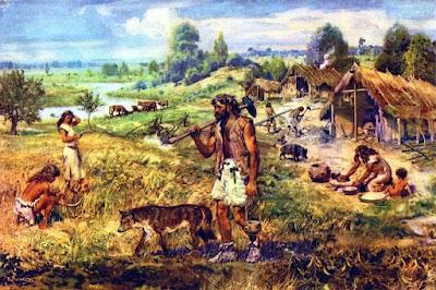 La preistoria: il neolitico