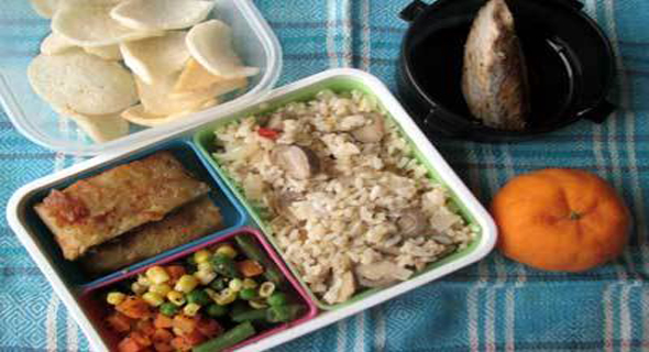 Resep 2 Makanan Bekal Yang Wajib Di Bawa Ke Sekolah Atau Kantor