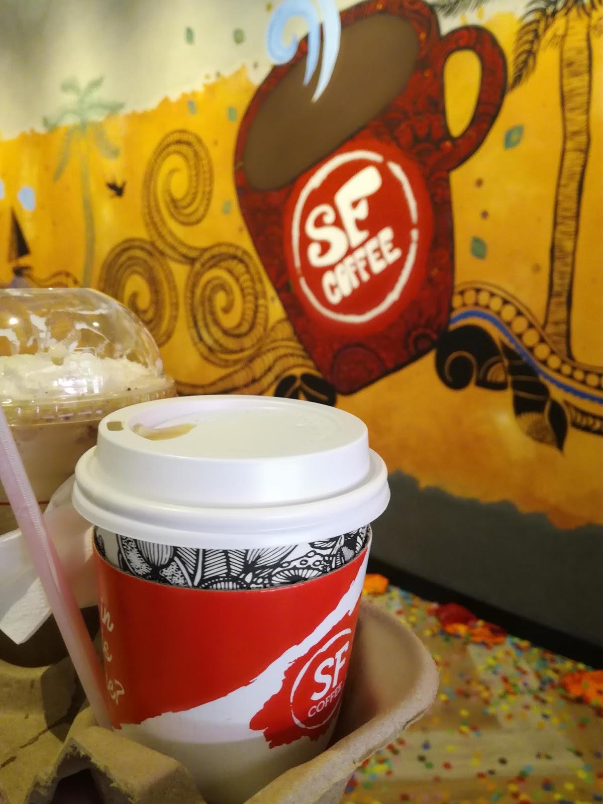 Perasmian Pembukaan  SF Coffee di Gurney Plaza Pulau Pinang Untuk Cawangan Utara