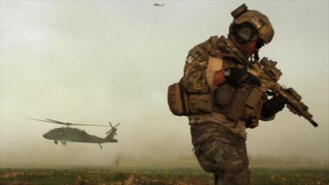 Fuerzas especiales de EEUU realizan operación terrestre en Siria