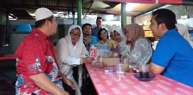 Jika Melenceng, Alumni Moestopo yang Terdepan Meluruskan Prabowo-Sandi