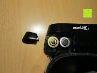 Batteriefach: smartLAB easy nG Handgelenk-Blutdruckmessgerät