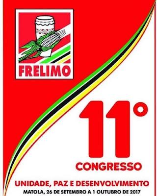 11º Congresso a Frelimo Está em Festa