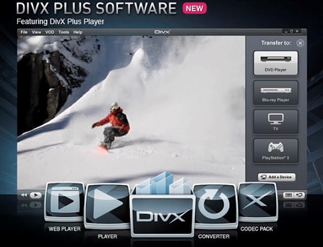 Download Software DivX Plus 10 5 7 Full Portable Terbaru ~ KUMPULAN
