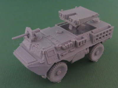 French VAB 4 x 4 picture 6