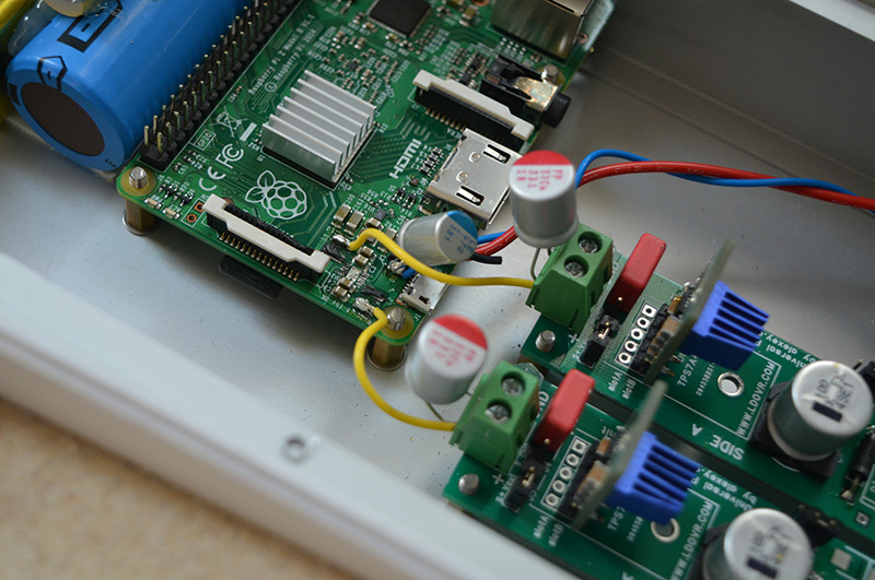 Raspberry Pi Power Modification | Guney's Place