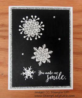 Seasonal Layers Dies and Colorful Seasons stamp set - card by StampLadyKatie