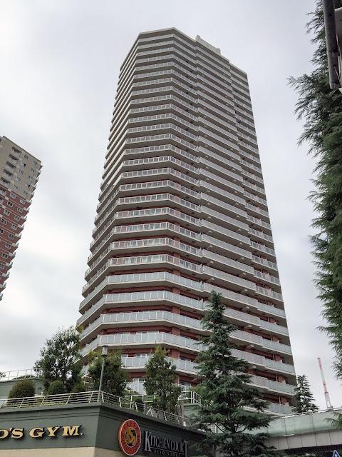 高層マンション,東中野〈著作権フリー無料画像〉Free Stock Photos