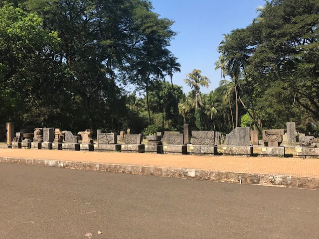 Archeological Monuments in Old Goa