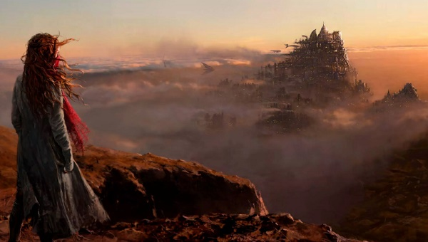 film fiksi ilmiah 2018 mortal engines