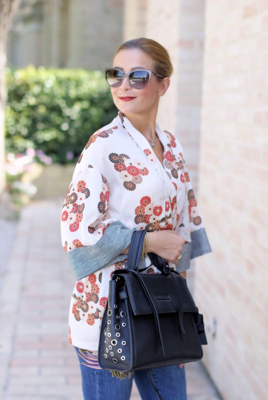Modern geisha style on Fashion and Cookies fashion blog, fashion blogger style