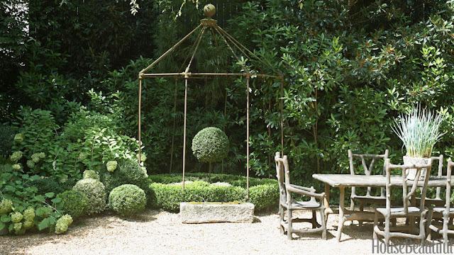 ไอเดียแต่งสวนหลังบ้าน
