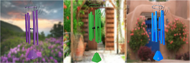 QMT Windchimes products