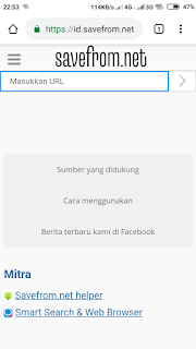 Cara Termudah Download Video dari Youtube dan Facebook Tanpa Aplikasi