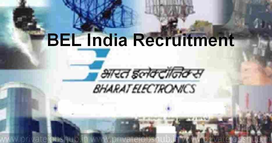 Bel India Recruitment 2017 2018 Bel India Com 192 Sub